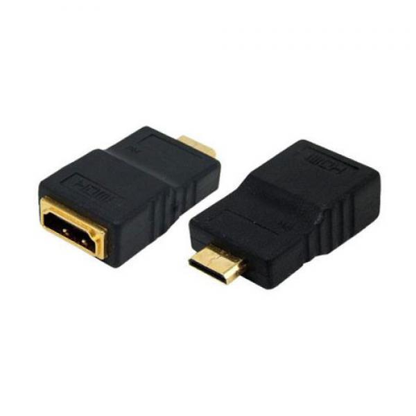 تبدیل Mini HDMI نر به HDMI ماده فرانت